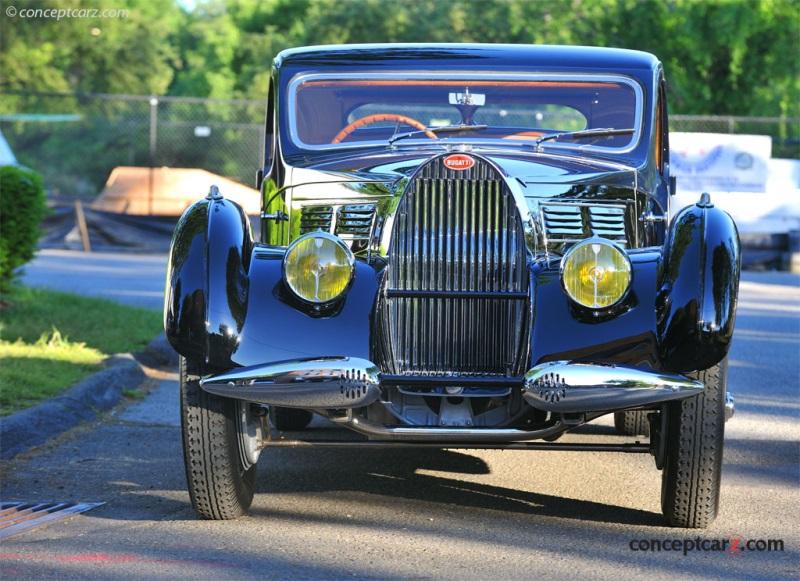 Greenwich Concours : Bugatti