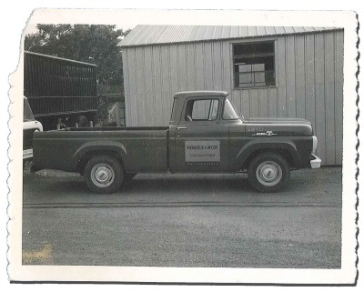 #40Yearstough Celebrates 94 Years Of Ford Truck Loyalty With Pennsylvania-Based Henkels & Mccoy Contractors