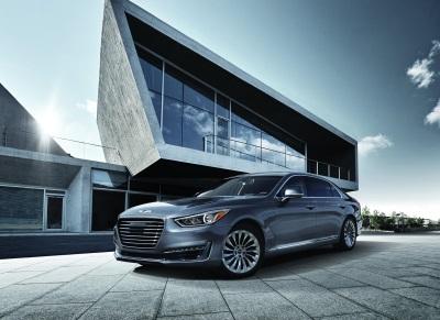 Genesis Motor America Reports April Sales