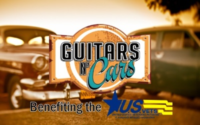 4th Annual Guitars N' Cars to benefit U.S. VETS-Houston