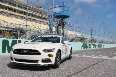 50-YEAR LIMITED EDITION 2015 FORD MUSTANG TO PACE FORD CHAMPIONSHIP WEEKEND