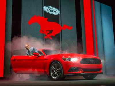 AS 50 YEARS OF MUSTANG APPROACHES, FORD AND MUSTANG CLUB OF AMERICA PREPARE FOR LARGEST CELEBRATIONS EVER