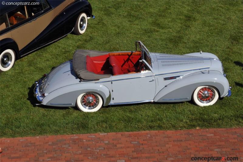 1951 Delahaye 135M Cabriolet