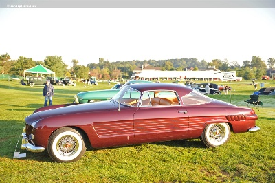 Rita Hayworth's Rare 1953 Cadillac to Appear at Pinehurst Concours