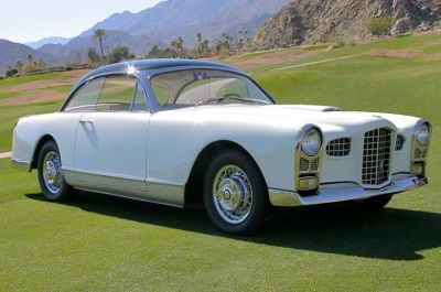 1955 Facel-Vega FV-1 Coupe a Featured NO RESERVE Offering at Russo and Steele Monterey!