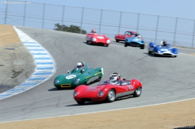 'Mazda Raceway Laguna Seca: A Tale Of Legend, Challenge, And Triumph' Offers The Inside Story On Iconic Circuit