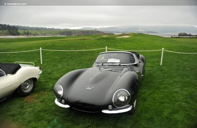 Iconic and Legendary 1957 Jaguar XKSS Headlines Gooding & Company Amelia Island Auction
