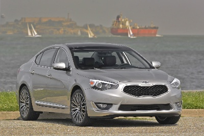Kia Announces Complimentary Scheduled Maintenance Program For The All-New 2014 Cadenza Premium Sedan