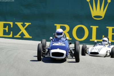Rolex Monterey Motorsports Reunion Celebrates Formula Junior Diamond Jubilee World Tour August 17-20