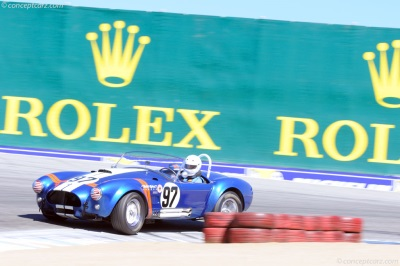 TIME STANDS STILL BUT THE RACE CARS DON'T AT ROLEX MONTEREY MOTORSPORTS REUNION