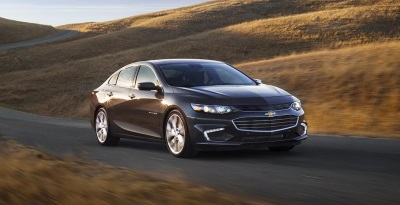 Chevrolet's First 9-Speed Auto Debuts in 2017 Malibu