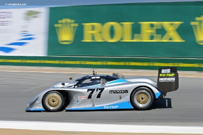 Selected Entries at Rolex Monterey Motorsports Reunion Span 81 Years of Racing History