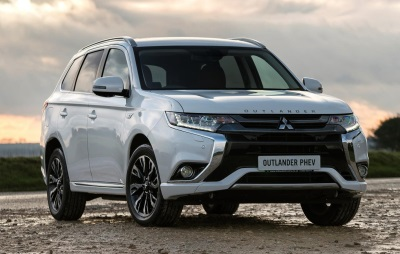 FREE HOMECHARGE UNIT FOR NEW MITSUBISHI OUTLANDER PHEV