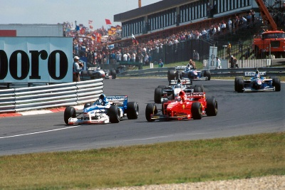 1997 Hungarian Grand Prix: Arrows Misses the Target and Wins