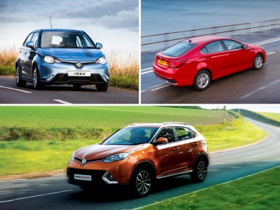 MG MOTOR'S SALES DRIVE ACCELERATES