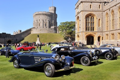 CONCOURS OF ELEGANCE ANNOUNCES TAITTINGER AS OFFICIAL CHAMPAGNE PARTNER