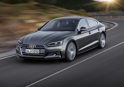 FORM AND FUNCTION IN PERFECT HARMONY – THE ALL-NEW AUDI A5 AND S5 SPORTBACK