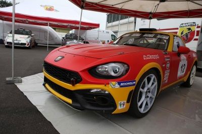 Abarth Day: The Official 'Scorpion' Meeting Returns To The UK