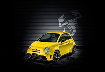 BEST MONTH EVER FOR ABARTH AS SALES RISE BY MORE THAN 100 PER CENT FOR MARCH