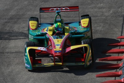 ABT Eagerly Awaits Formula E's Premiere In New York