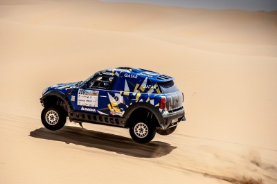 2017 Abu Dhabi Desert Challenge – Round 3, FIA Cross Country Rally World Cup
