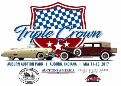 AACA And CCCA Announce Historic 'Triple Crown' Meet In The Classic Car Capital Of America