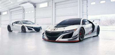 ACURA CELEBRATES 30TH ANNIVERSARY AND PERFORMANCE HERITAGE THROUGHOUT 2016 MONTEREY AUTOMOTIVE WEEK