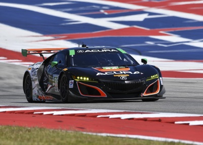 Disappointing Day For Acura At Circuit Of The Americas