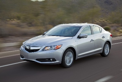 ACURA ILX WINS 2013 MOTORISTS CHOICE AWARDS FROM INTELLICHOICE AND AUTOPACIFIC