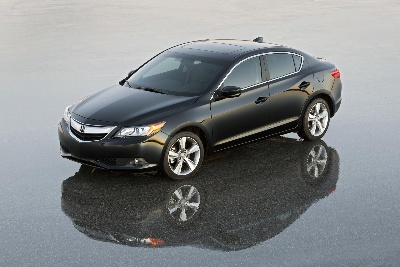 ACURA ILX WINS 2014 INTELLICHOICE BEST OVERALL VALUE OF THE YEAR AWARD