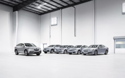 ACURA NAMED TOP LUXURY BRAND FOR LOWEST COST OF OWNERSHIP BY KBB.COM