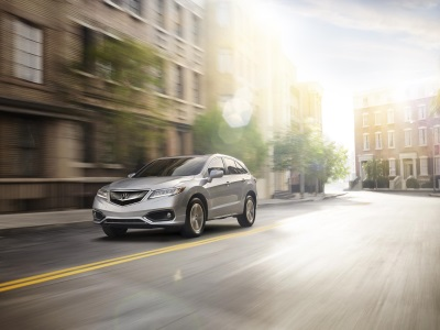 ACURA LEADS IN SAFETY AS ONLY LUXURY NAMEPLATE WITH THE TOP U.S. GOVERNMENT SAFETY RATING ACROSS ENTIRE MODEL LINE