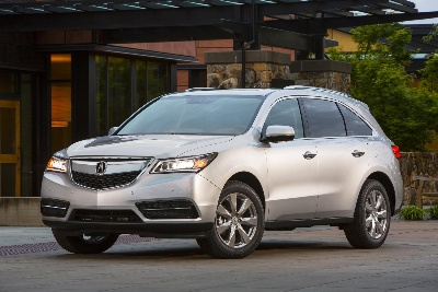 ACURA MDX EARNS KIPLINGER'S PERSONAL FINANCE 2014 BEST VALUE AWARD