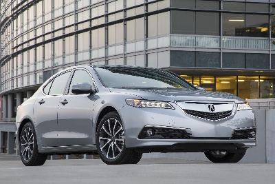 2015 ACURA MDX, RDX AND TLX NAMED BEST CARS FOR THE MONEY FROM U.S. NEWS & WORLD REPORT