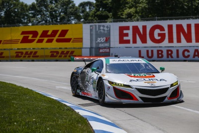 Acura Wins In The Motor City