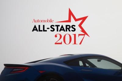 Acura NSX Named As A Prestigious 2017 Automobile All-Star