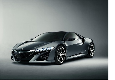 ACURA NSX PRODUCTION SITE SELECTED IN OHIO