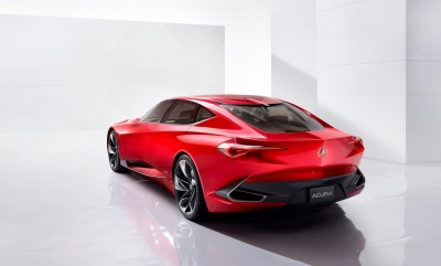 ACURA PRECISION CONCEPT TO TAKE STAR TURN ON CONCEPT LAWN AT PEBBLE BEACH CONCOURS D'ELEGANCE
