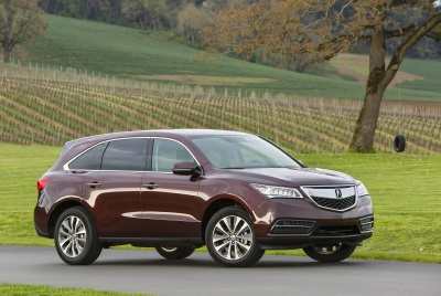 STATEMENT BY ACURA REGARDING CMBS RADAR ERROR RECALL: 2014-2015 ACURA MDX AND RLX