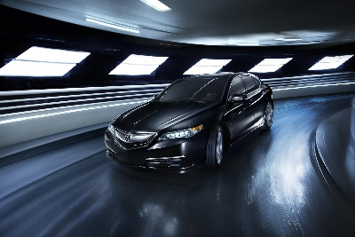 ALL-NEW 2015 ACURA TLX PERFORMANCE SEDAN BEGINS PRODUCTION IN MARYSVILLE, OHIO