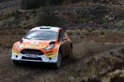 AHLIN TAKES PIRELLI CARLISLE RALLY VICTORY AND BRITISH RALLY CHAMPIONSHIP LEAD
