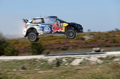 AIR RACE ON FOUR WHEELS – VOLKSWAGEN AHEAD OF AIR SHOW AT THE RALLY FINLAND