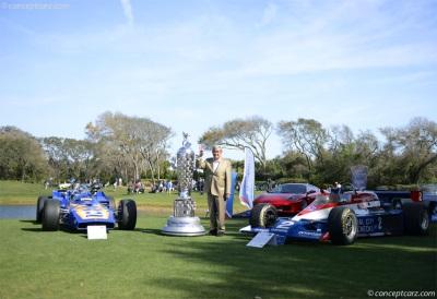 Cars of Al Unser Sr.