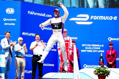 Alex Lynn Steps Up To Full-Time Formula E Race Seat With DS Virgin Racing Joining Sam Bird For An All-British Line-Up