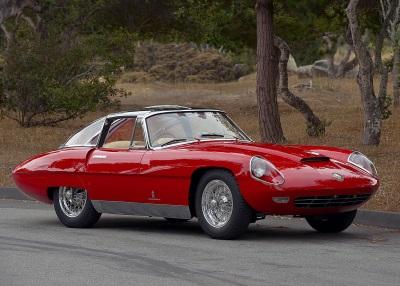 One-Off Alfa Romeo 6C 3000 CM Pininfarina Superflow IV Makes British Concours Debut At Salon Privé