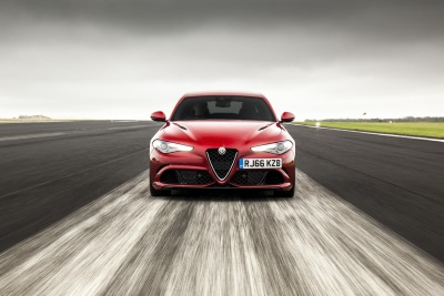 Alfa Romeo Giulia Is A 'Game Changer'