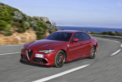 ALL-NEW ALFA ROMEO GIULIA TO MAKE UK DEBUT AT GOODWOOD FESTIVAL OF SPEED
