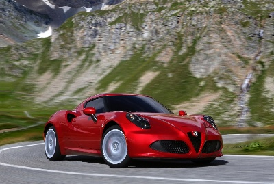 All-new Alfa Romeo 4C Debuts at the 2014 New York Auto Show, Marks the Iconic Italian Brand's Return to North America