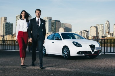Alfa Romeo Partners With British Tailor Hawes & Curtis To Create Cutting Edge High Performance Suit