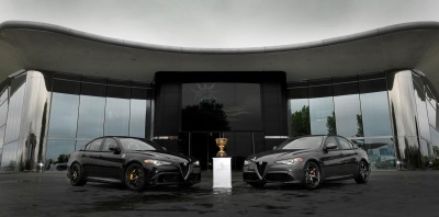 Alfa Romeo Becomes Global Partner Of The Presidents Cup 2017